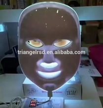 Wrinkle Remover,Skin Rejuvenation Feature and led light treatment beauty led mask photon light therapy