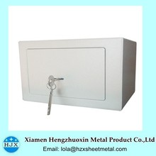 Custom Fabrication Pricision Sheet Metal Enclosure with lock
