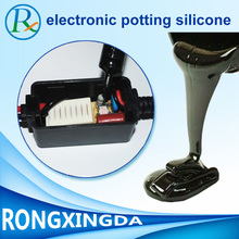 electronic potting compound silicone for power supplies and LED
