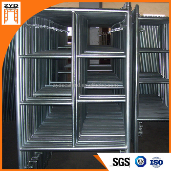 Hot Sale H Frame Scaffolding Parts