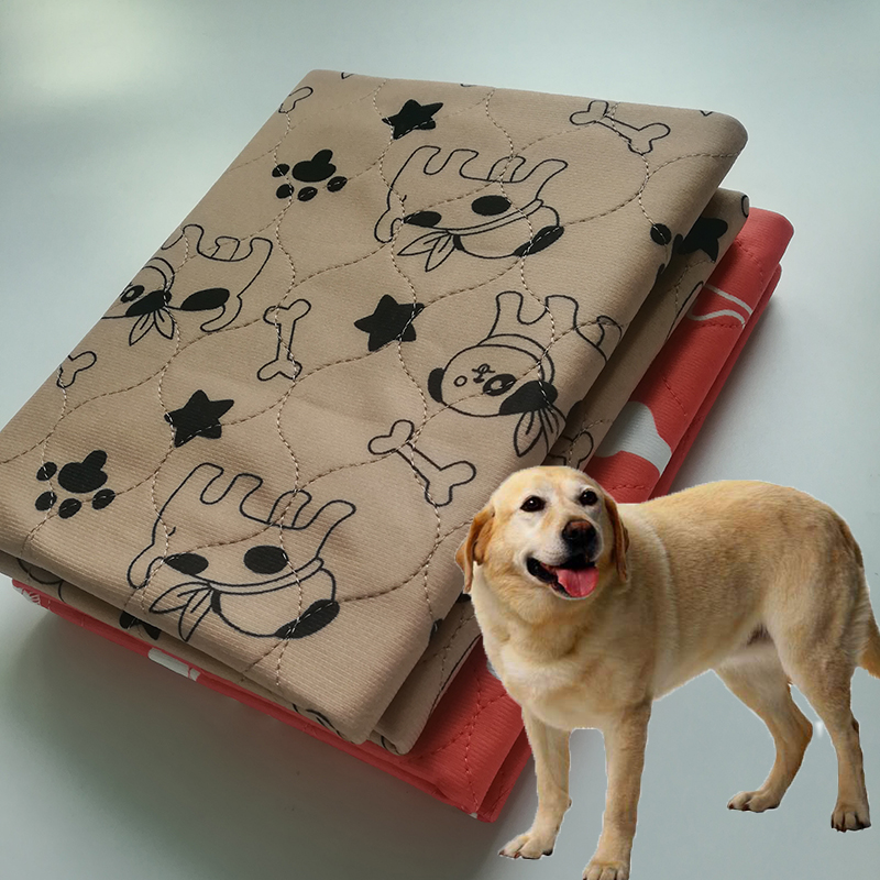 waterproof washable dog underpad urine absorbent pet pads