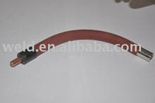 welding spare parts ,Miller flux cored swan neck,90 degree