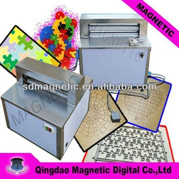 CE approved digital MDK-770 500 pieces wood puzzle machine