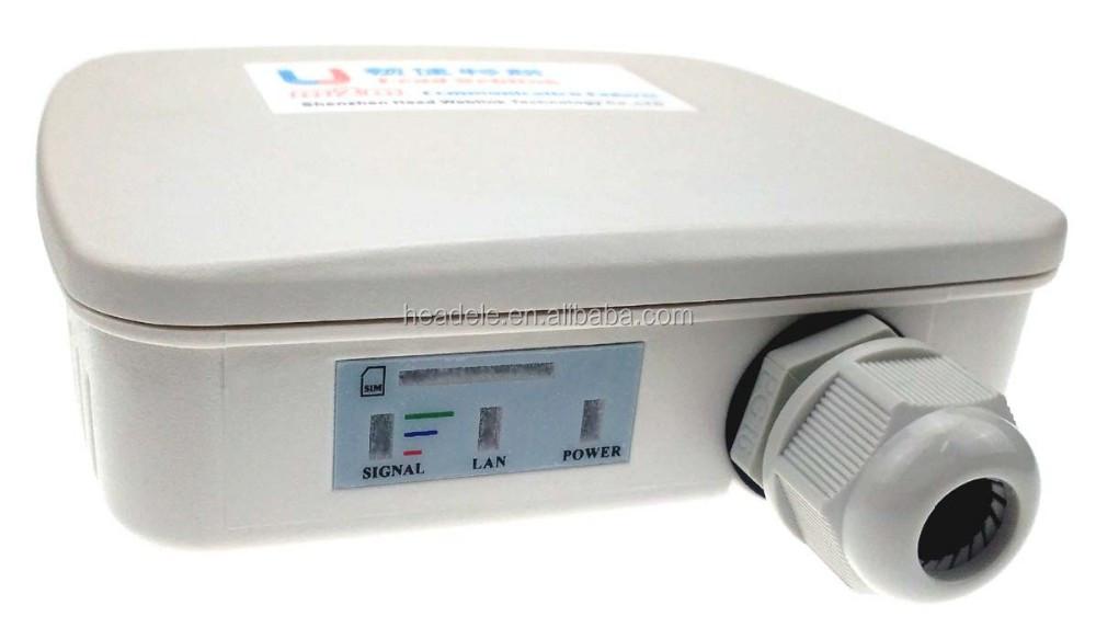 3G/4G LTE FDD wireless CPE/Router with POE power supply can 3G 4G network
