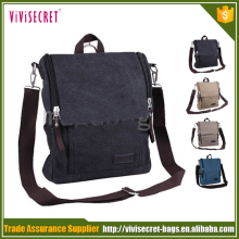 Promotional High Quality Canvas Messenger Bag For Man