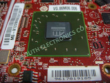 Wholesale price laptop Video Card HD3650 Graphics card M86ME for ACER ATI radeon 1GB DDR2 win7 pci-express