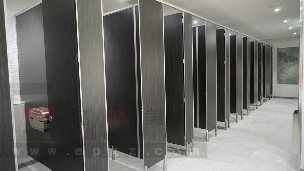 Hpl Board Male Toilet Cubicle Wall Partition View Toilet