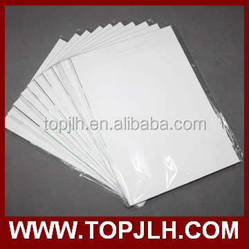 China supplier clear iron on transfer paper