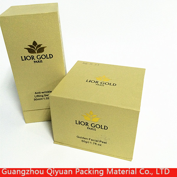 wholesale Recycled folding High end design luxury cosmetic hexagon packaging <strong>box</strong>