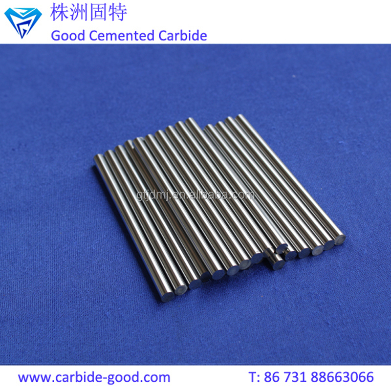 Zhuzhou Manufacturer Solid Unground Ground Tungsten Carbide Rod on Sale