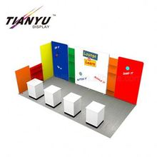 best selling large 10x30 trade show display exhibition booth