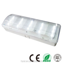 Batterie Operated LED Emergency Light In China For Industrial Order
