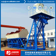 Exceptional 2017 popular mobile ready-mixed beton batching plant