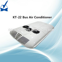 25KW DC 12V Engine Driven caravan air conditioner with controller panel