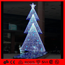 Giant steel tree led ligtht tree,Christmas tree light/led lighting string,lighting project