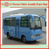 high quality LHD diesel brand new 24 seats city passenger bus