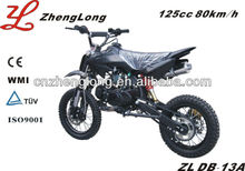 Off road electric start & kick start dirt bike