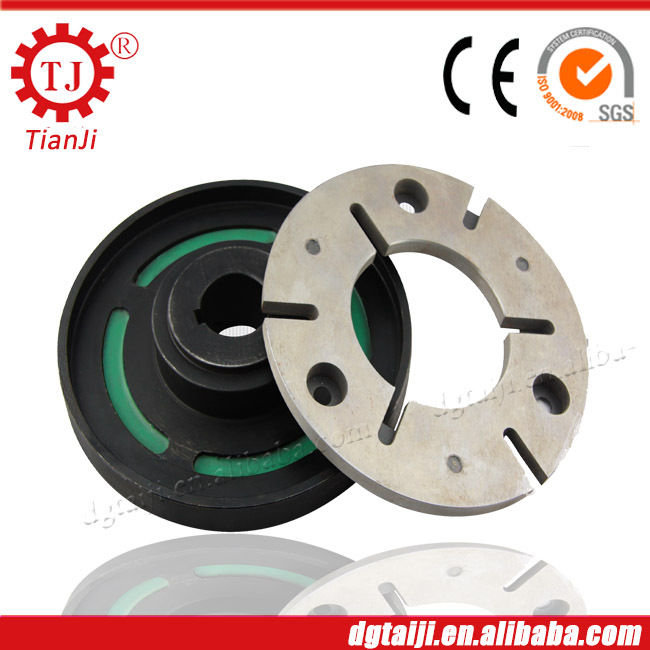 24V Auto electric Magnetic Clutches for compressor diameter 210mm