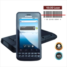 3.8 inch Android OS smartphone with barcode scanner