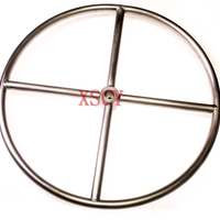 Stainless Stell Solid Spokes Welding Hand