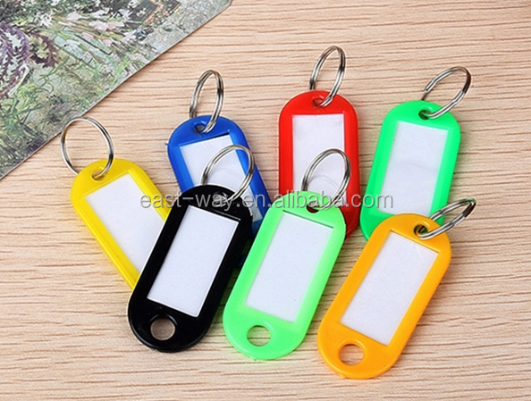 Key ID Label Tags Key Ring Keyring Keychain