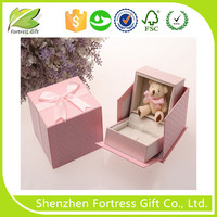 Wholesale Custom Acrylic Jewelry Box