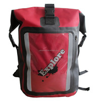 High quality TPU waterproof dry backpack laptop for outdoor sports