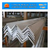 standard weight of ms steel angle bar