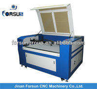 China FSL1390 jeans denim laser engraving system