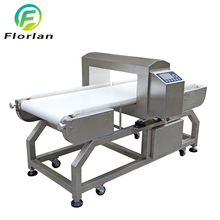 Ferrous And Non-ferrous Metal Detector Detector For Food Line