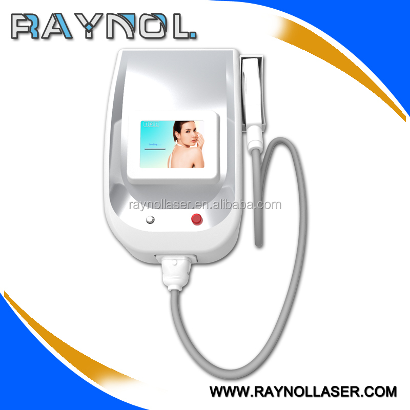 IPL E-light Laser Hair Removal And Acne Treatment Machine