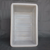 Rotational molding plastic square tubs food storage container