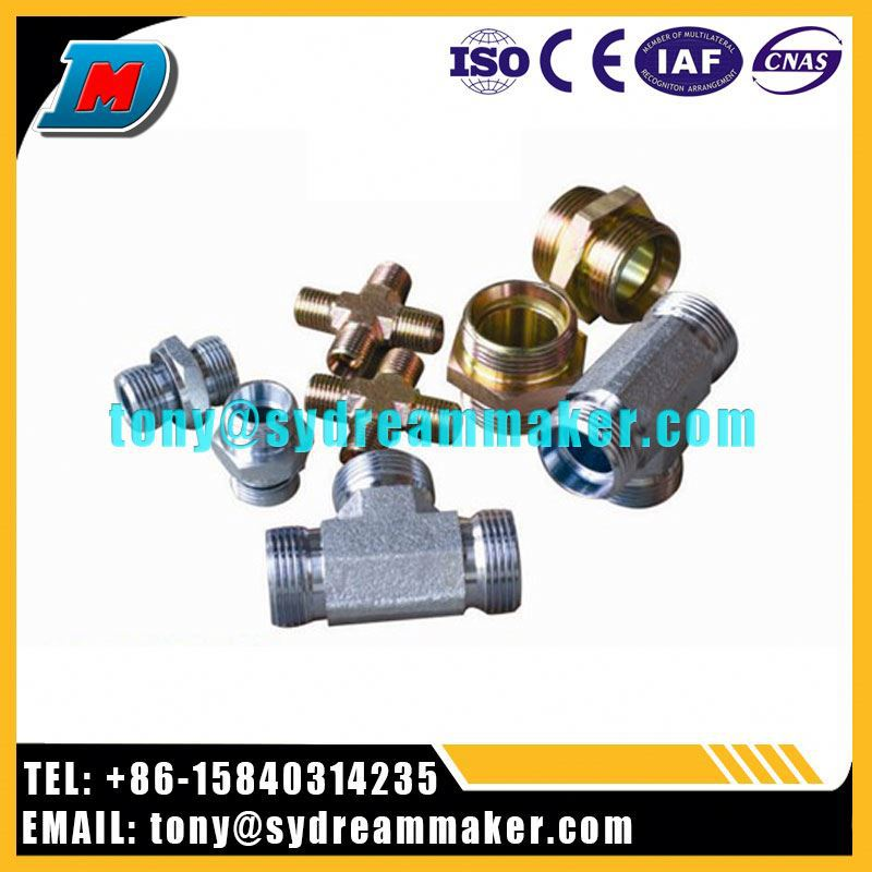 Suitable prices C POWER roadheaders component steel suction adapter lowest price