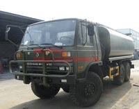 Discount! 6x6 Fuel Trucks or Fuel Bowser Tanker Trucks 6wd for the mountain areas