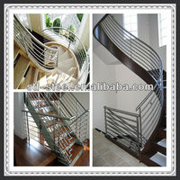 best new design stainless steel modern banisters and handrails