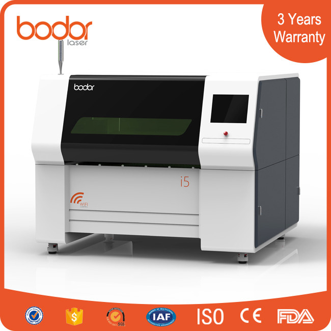 Fiber laser metal cutting machine with 1000w 2000w