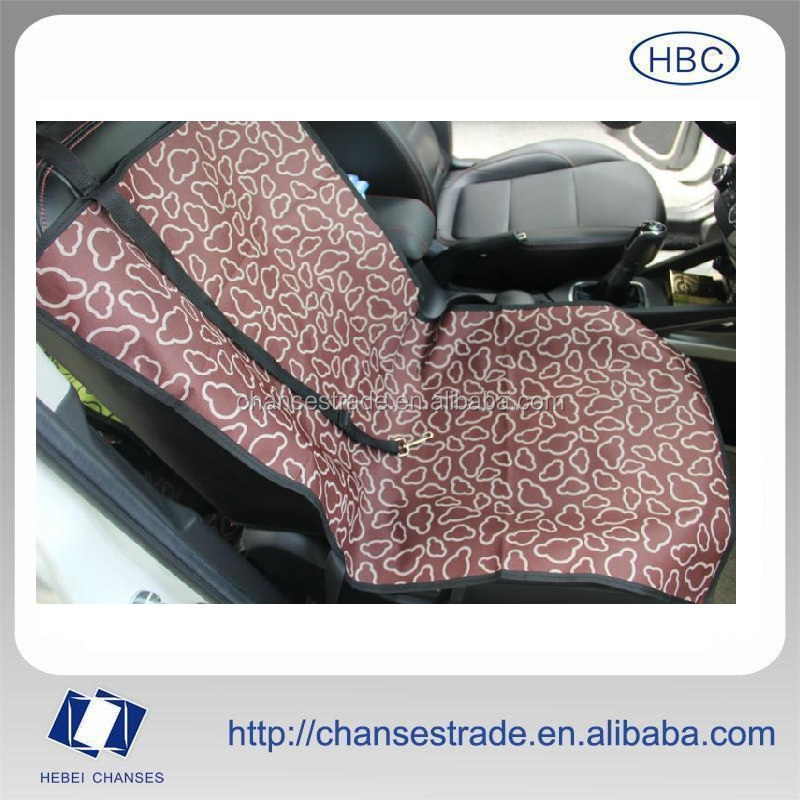 Car Pet Seat Cover Waterproof Auto Rear Back Seat