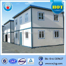 Beautiful prefabricated flat pack living 20ft/40ft sandwich container house