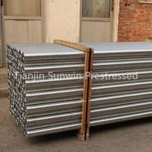 Stainless steel corrugated pipe and bellows