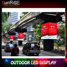 high brightness outdoor full color led display vid P10 Full Color Outdoor Led Display Screen/advertising Display