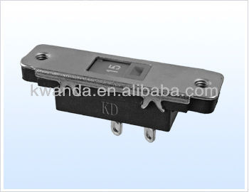 spst slide switch 2 pin