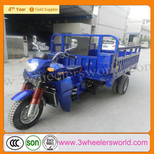 Alibaba Website China 2014 New Design 250cc Gasoline Three Wheel Cargo Car for sale