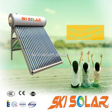 solar water purification system with anode filter