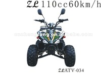 110cc 4 stroke adults cheap price atv for sale
