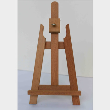 Wholesale high quality wooden Mini-easels for artwork display