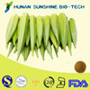 100% Natural Sex Enhancement Powder Plant Viagra Dried Okra Powder