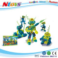 EVA building blocks for kids with EN71/7P certificates robot.24PCS