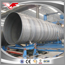 2017 Best sales wholesale high quality spiral steel pipe quotation format