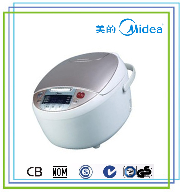 Alibaba Wholesale Kitchen Appliance Midea Led Digital Rice Cooker 4l With Steamer Buy Rice