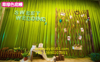 wedding pipe and drape for backdrop decoration